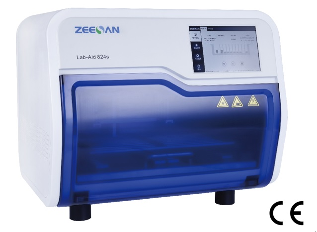 Lab-Aid 824s Nucleic Acid Extraction System
