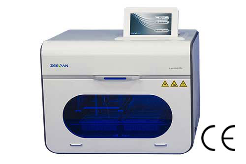 Lab-Aid® 824 Nucleic Acid Extraction System